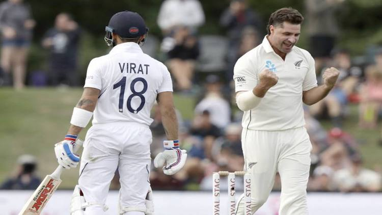 New Zealand Outplay India, Win Test Series 2-0