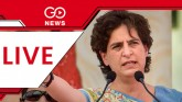 LIVE: Priyanka Gandhi Addresses Kisan Panchayat in