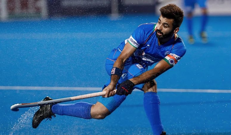 FIH Player of the Year award