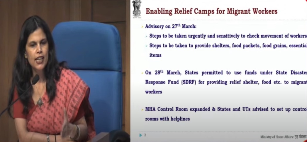 LIVE: Briefing By Ministry Of Railways & Home Affa