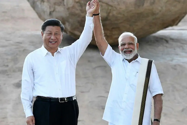 Modi government will not end China's most favored
