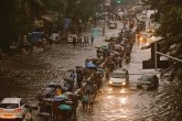 Mumbai stalled after experiencing the highest rain