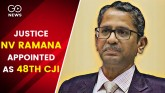 GoNews Special: Justice NV Ramanna appointed as th