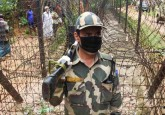 BSF gets 25 fit deep tunnel in Samba, Pakistan mar