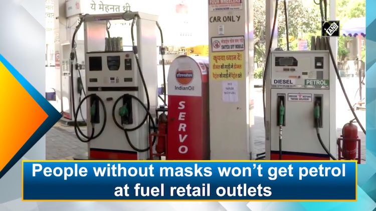 No Petrol Or Diesel At Retail Outlets For Not Wear