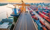 Ports trade down by 23 per cent, import-export loo