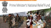 Prime Minister's National Relief Fund PMNRF does n