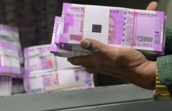2000 notes circulation missing in large numbers: R