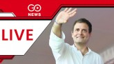 Rahul Gandhi Interacts With Students at St. Joseph