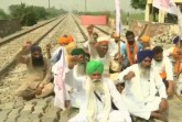 'Rail roko andolan' agitation starts in Punjab, tr