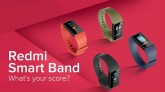 redmi smartband launched in india, price and relea