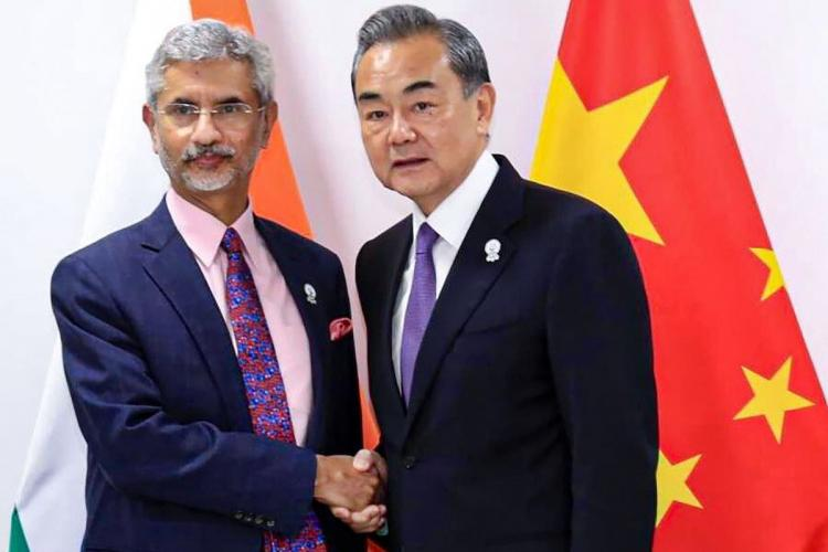 India, China agree on 5-point plan for resolving b