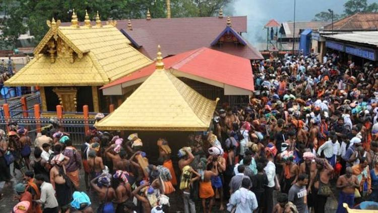 The doors of Sabarimala temple will open today, wi