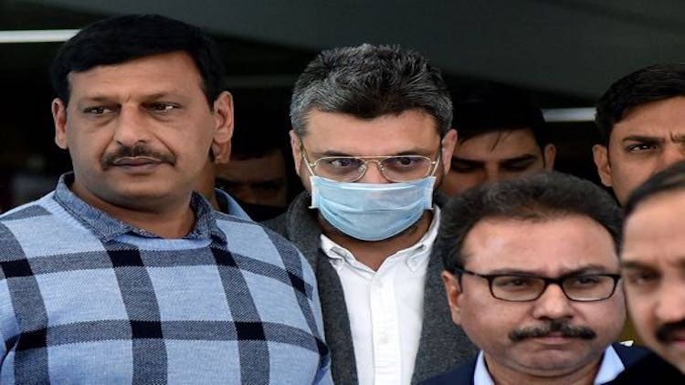 Wanted Cricket Bookie Sanjeev Chawla Extradited Fr