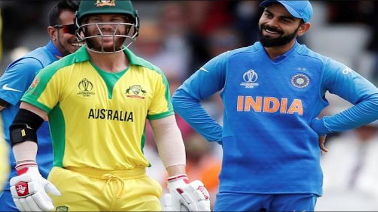Stage Set For First ODI Between India And Australi