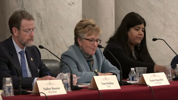 Watch: USCIRF Hearing On How Citizenship Law In In