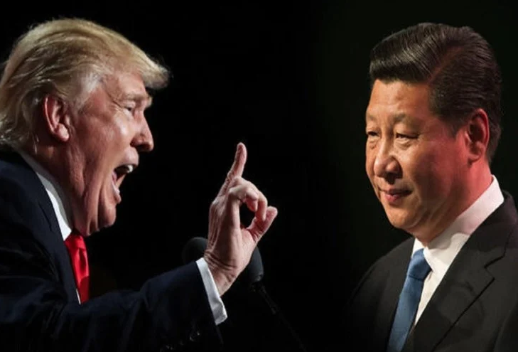 US-China tensions rise over Corona, Trump in mood