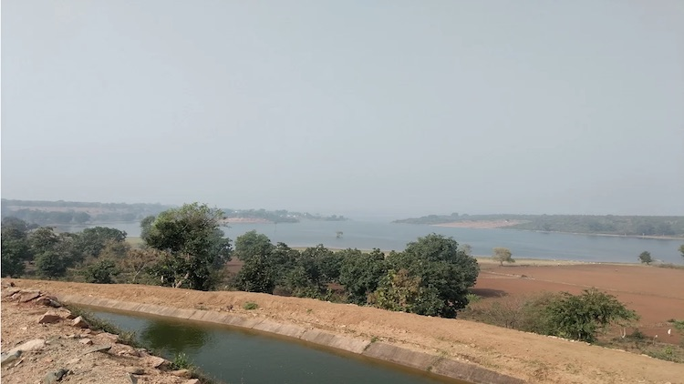 Rajghat Dam Swallows Fertile Land In Central India