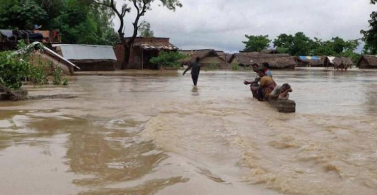 578 villages in UP flooded, situation worse in Ayo