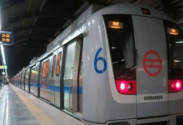 Metro service started on Yellow Line in Delhi, spe