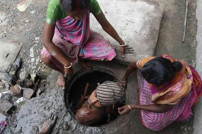 282 laborers killed during gutter cleanup in four