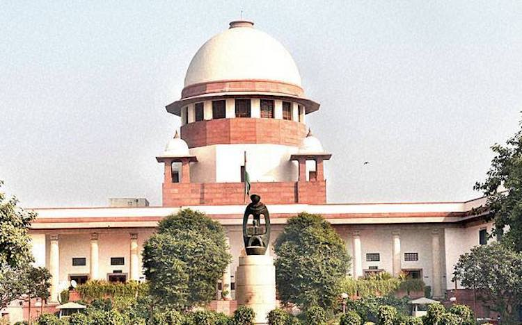 SC Seeks Reports From States & UTs On Water, Air P