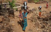 Tap water has not yet reached two-thirds of rural