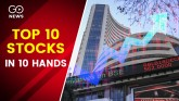 One third stock market in only 10 hands