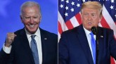 Donald Trump angry over Joe Biden's claim of victo