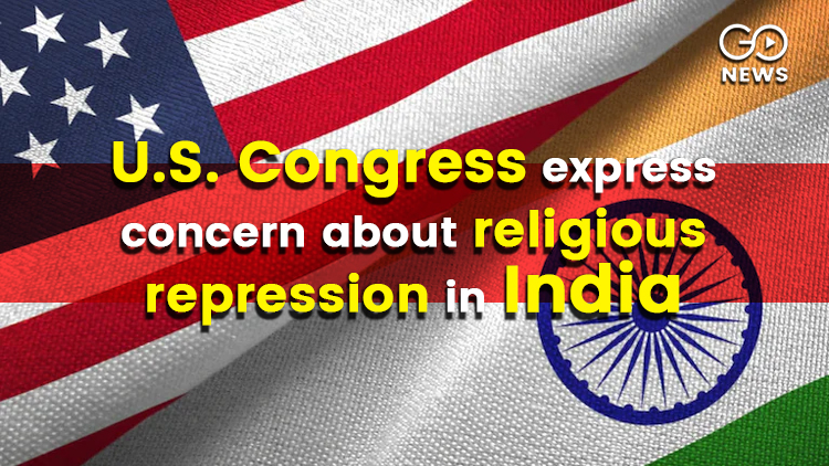 Members of U.S. Congress express concern about rel