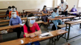 JEE Exam Preparation: 10 Lakh Masks, 10 Lakh Glove