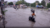 Flood havoc in Gujarat, nine deaths in one day