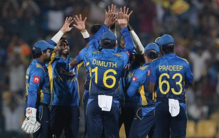 West Indies vs Sri Lanka 2nd ODI