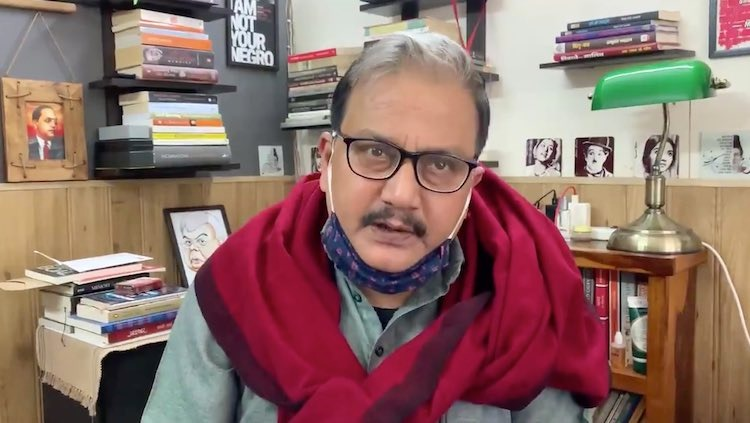 Manoj Jha's clarification on RJD leader's statemen