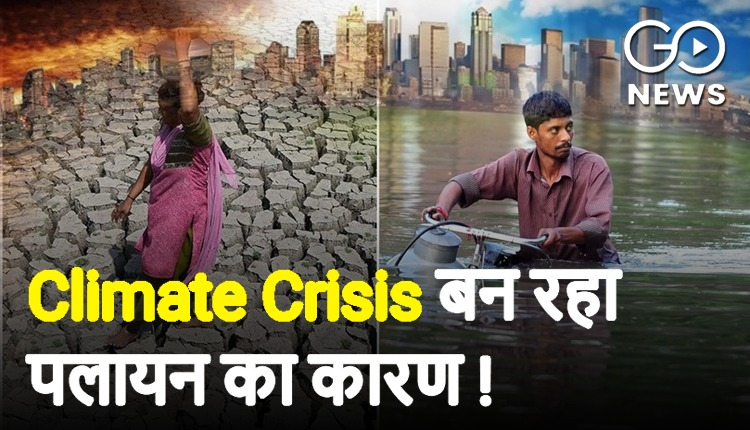 Climate crisis becoming the reason for domestic mi