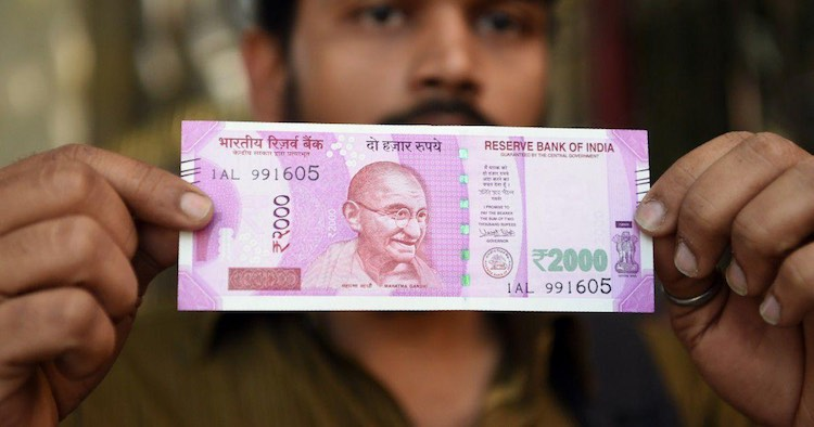 Will 2000 rupee notes be closed?