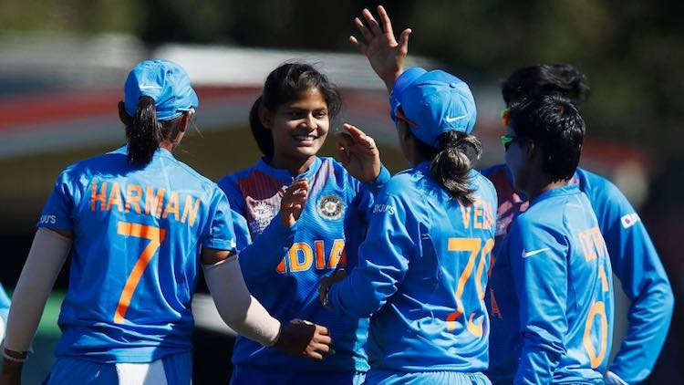 India reached the final of Women's T20 World Cup f