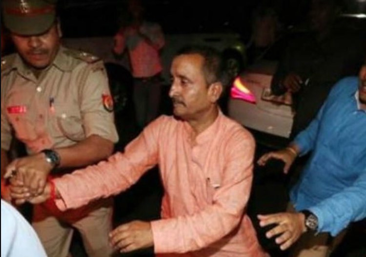 Kuldeep Sengar convicted in Unnao case, debate on