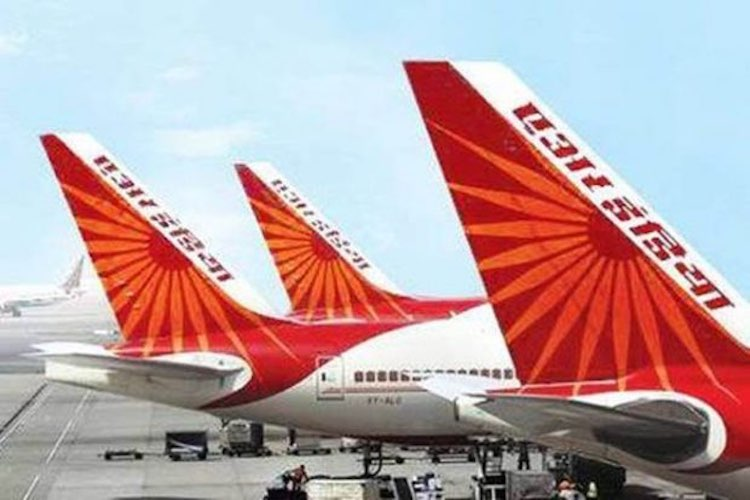 The family of Air India employees comes on the str