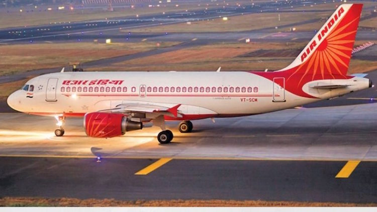 Moscow-Bound Air India Flight Called Back Midway A