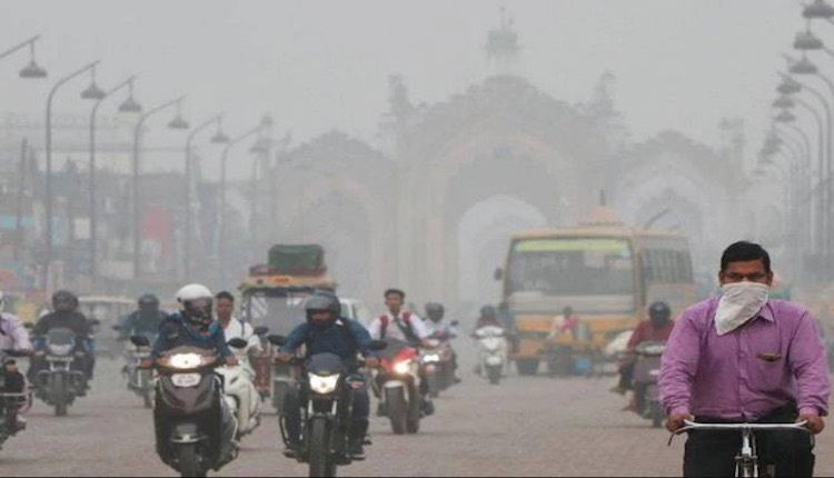 AIR QUALITY PLUMMETS FURTHER IN DELHI-NCR