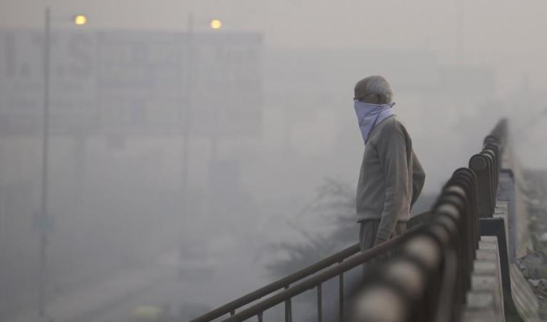 Delhi-NCR's air condition still poor, above AQI 35
