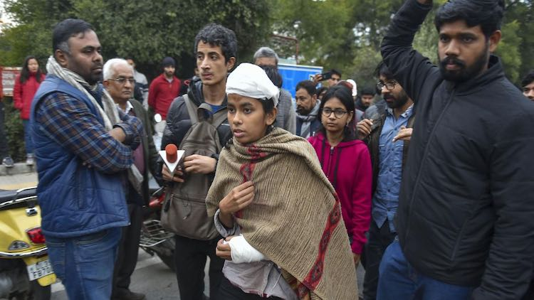 No attacker arrested even 10 days after JNU attack