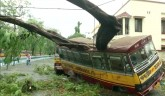 West Bengal storm wreaks more damage than corona,