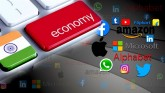 Apple and Facebook's combined assets exceed India'
