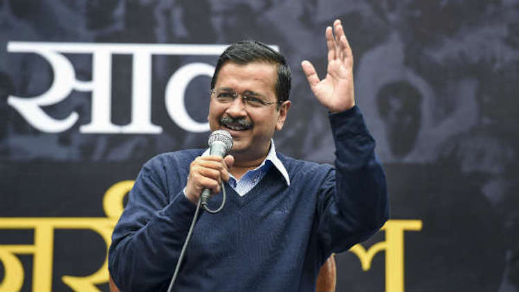 Voting Ends, Exit Polls Predict AAP Comfortably Re