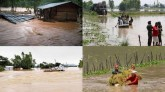 Six more people died in floods in Assam, total 33