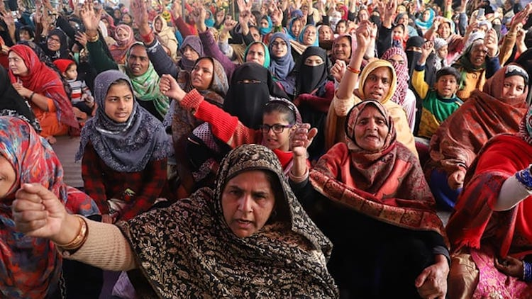 Day 35: Anti-CAA Protests from Shaheen Bagh