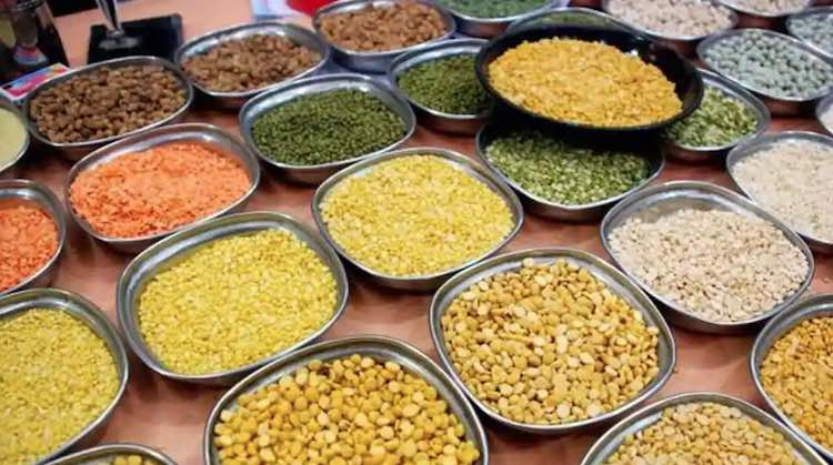 Fall in consumption of pulses and milk in the coun
