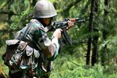 An Indian soldier martyred in Naushera sector in P